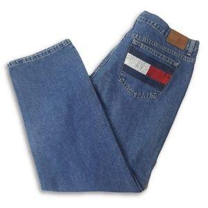 Tommy Hilfiger New Vintage Flag Boyfriend Jeans 16